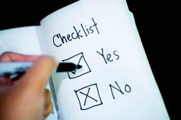 Gratis sex tips checklist